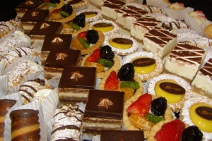 Assorted Mini Italian Pastries